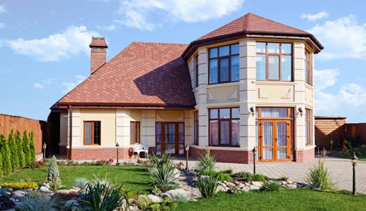 Выбираем дизайн загородного дома
